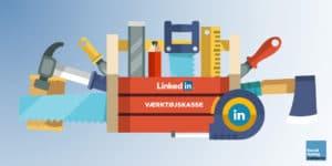 Blogindlæg med 50 tips til, hvordan du kan få mere ud af dine gratis LinkedIn profil