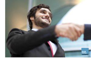 Blogindlæg om, hvordan du kan få et forspring i dit nye job ved hjælp af LinkedIn