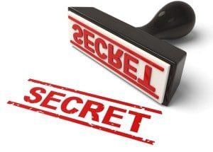 Erhvervshemmeligheder skal være hemmeligheder