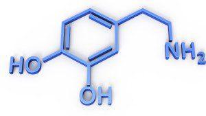 Dopamin molekyle