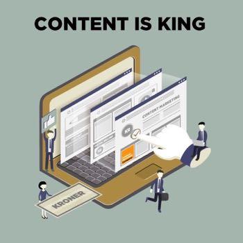 At skabe content eller ikke at skabe content