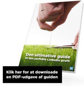 E-bogsudgave af Den ultimative guide til den perfekte LinkedIn profil