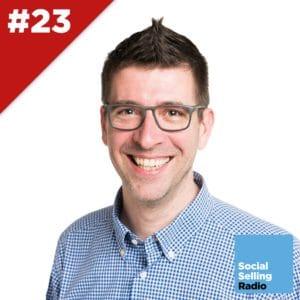 Podcast med Anders Thue Pedersen fra TimeBlock om en civilingeniør kan lære at sælge