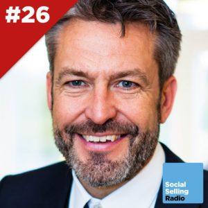 Podcast om at succesfuld salg og marketing handler om kunderejsen og digitalt samspil