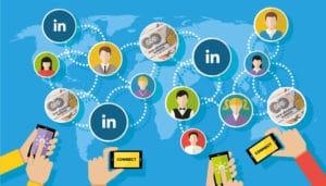 Blogindlæg om, hvordan du kan skabe salg via dit LinkedIn netværk