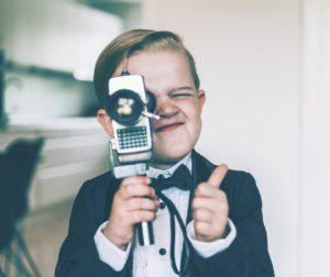 Blogindlæg og podcast om hvordan video kan bruges til at sælge med