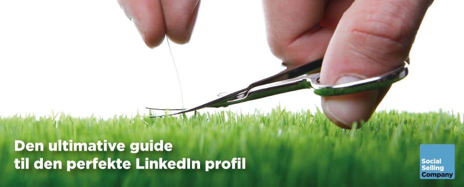 Link til Den ultimative guide til den perfekte LinkedIn profil