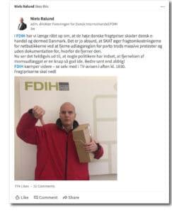 Podcast med Niels Ralund fra FDIH Foreningen for Dansk Internethandel