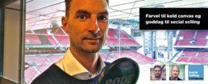 Hør F.C. Københavns salgsdirektør Alex Rasmussen fortælle om, hvorfor de indførte social selling