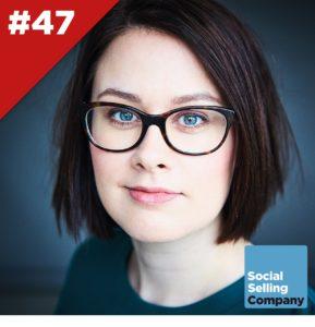 Podcast med Puk Falkenberg om betydningen af forandringsledelse i social selling projekter