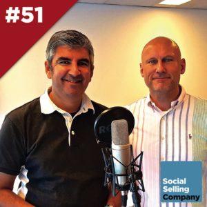 Podcast om hvordan den moderne sælger arbejder med salg