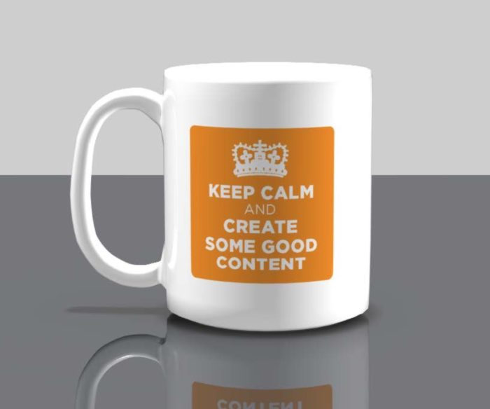 Content marketing kaffekrus