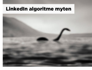 Blogindlæg om hvordan du bedst fanger opmærksomheden hos dit LinkedIn netværk