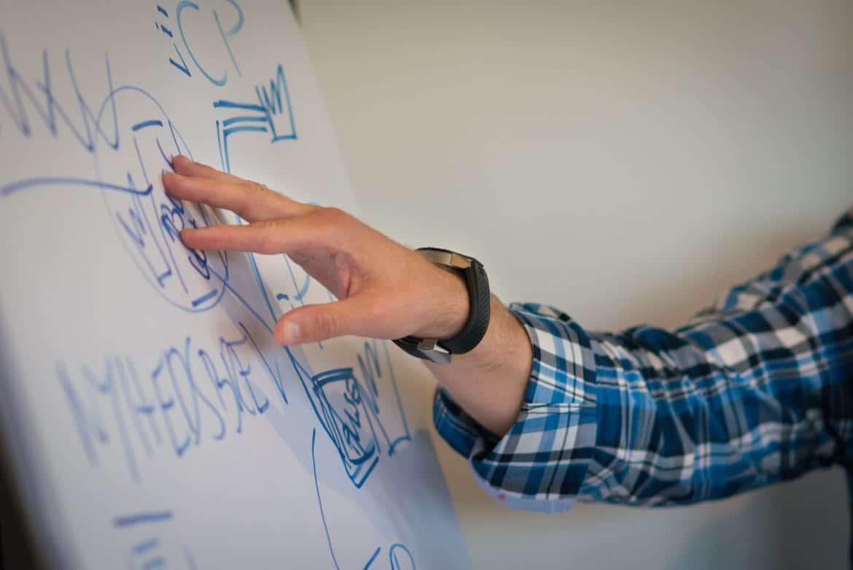 Information om social selling sparring med LinkedIn ekspert Leif Carlsen