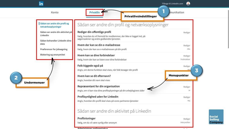 40e52dbd532 LinkedIn profil guide: Den ultimative guide til en professionel ...